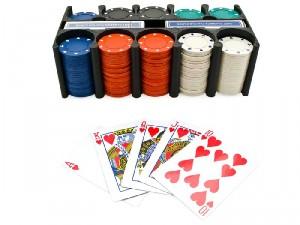 casino chips spelkort 300x225 Webbkasinot